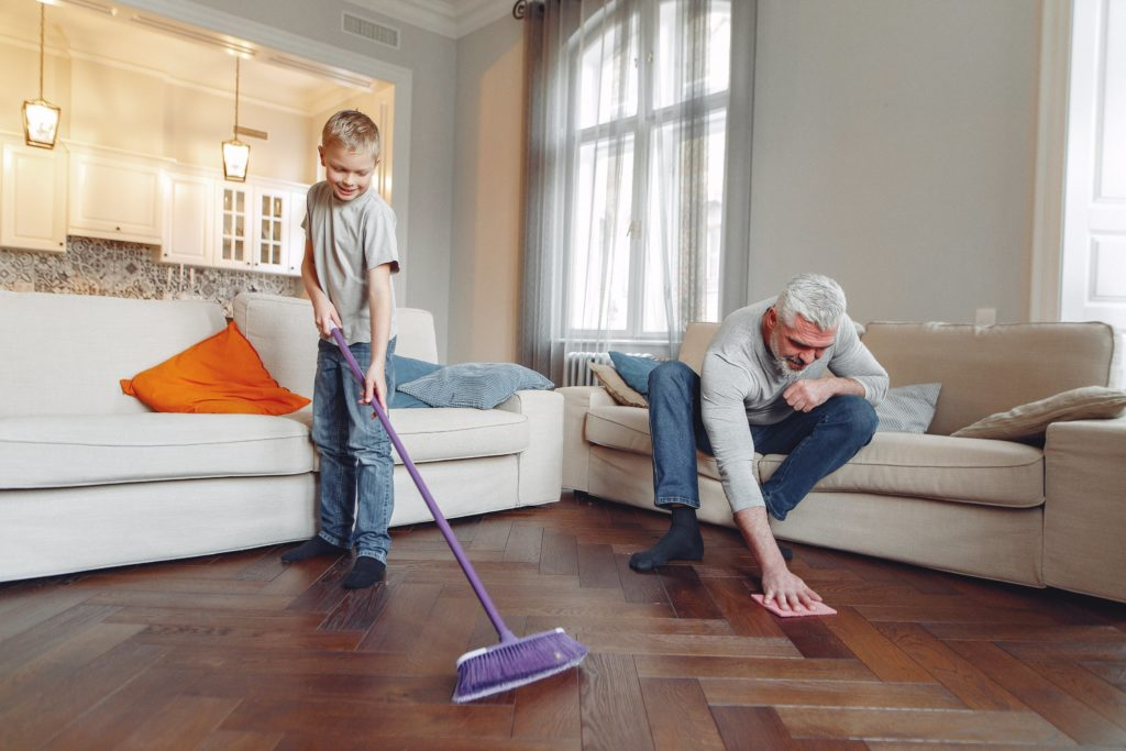 5 Winter Deep Cleaning Tips from the Pros - A Cleaning Service DC